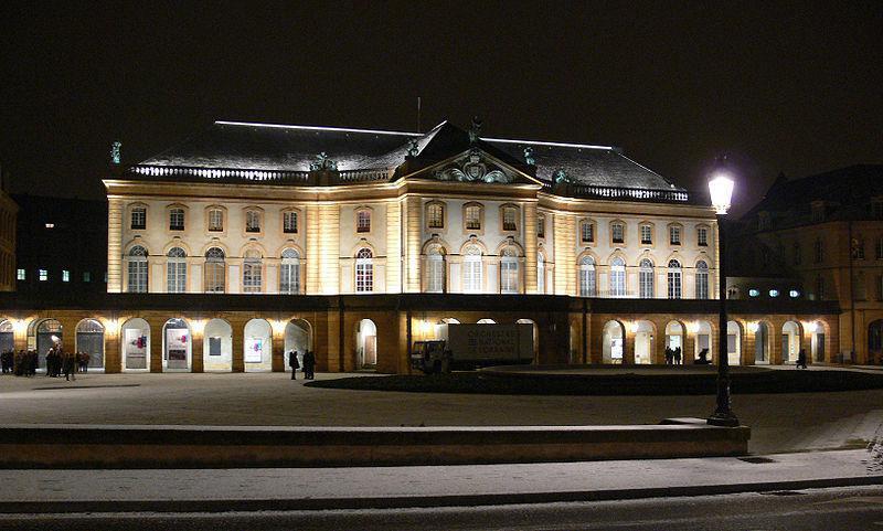 Opéra-Theatre nuit
