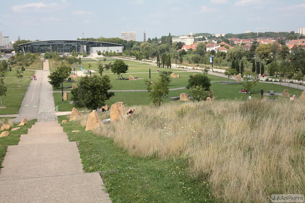 parc de la Seille