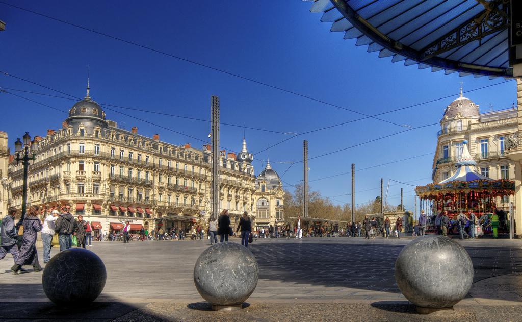 Image : Place de la Comédie