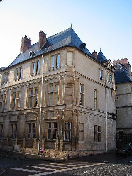 Hoteld'Haussonville Facade