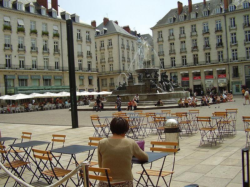 Nantes : Place Royale