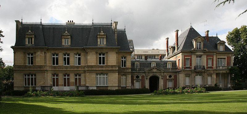 Parc Oberthür - Demeure des Oberthür