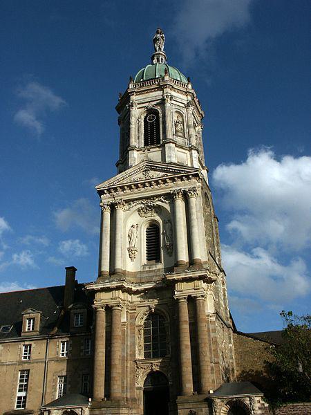 Image : Eglise Notre-Dame en Saint-Melaine