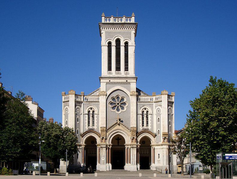 Cathedrale Saint-Charles-Borromée