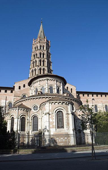 Image : Basilique Saint-Sernin