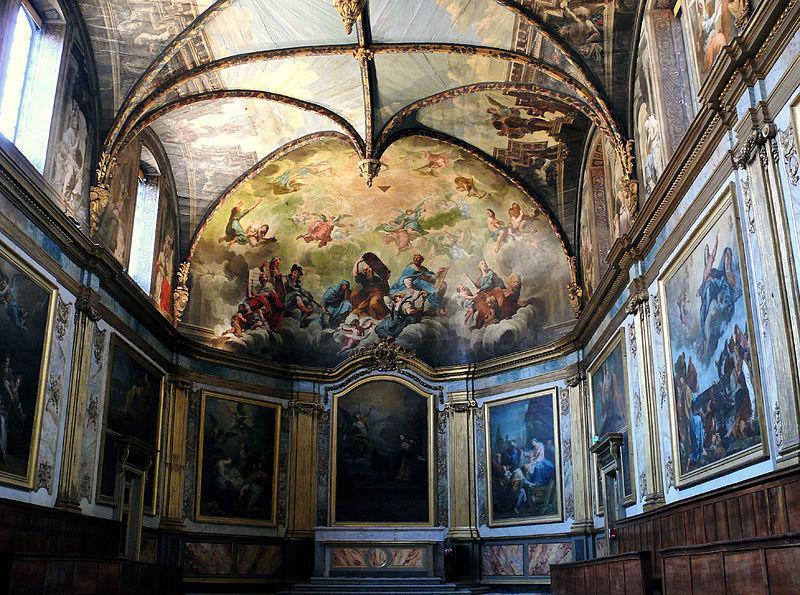 Image : Chapelle des Carmelites