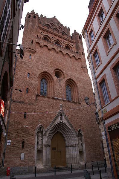 Image : Eglise Notre-Dame du Taur