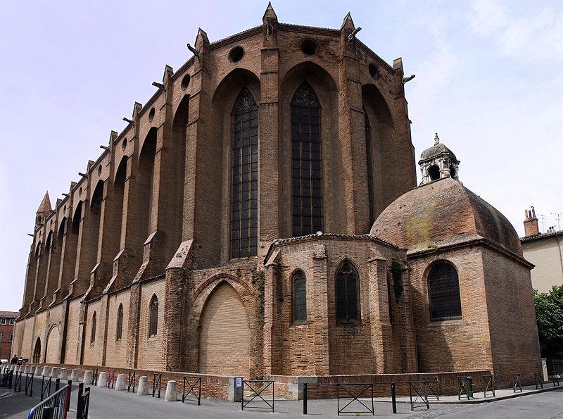 Image : Église des Jacobins