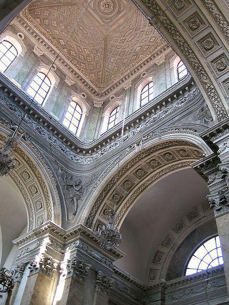 Coupole de l'église Saint-Pierre des Chartreux