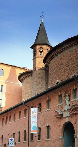 Image : Eglise Saint-Jérôme