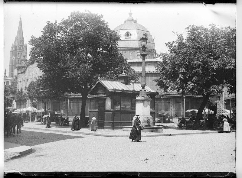 Image : Place des Carmes