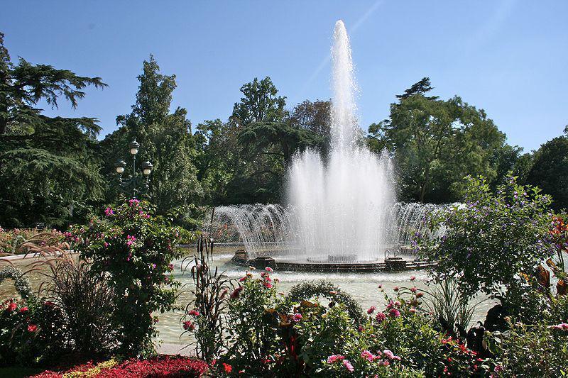 Image : Jardin des plantes de Toulouse