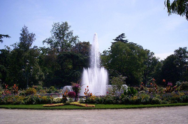 Parcs jardins botaniques arboretums haute garonne 31 for Jardin grand rond toulouse