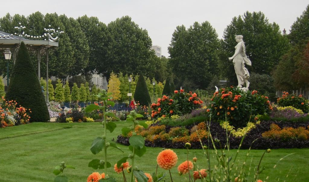 Jardin du Mail