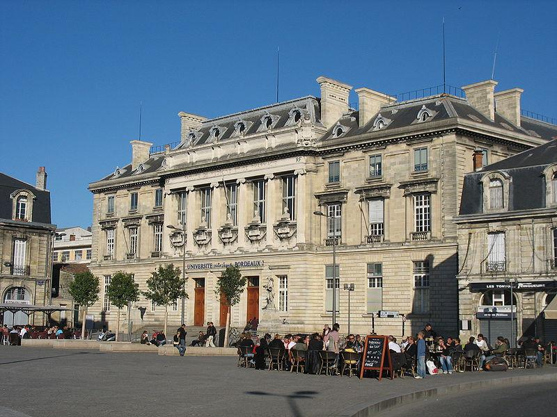 Place de la Victoire : Universite Bordeaux 2