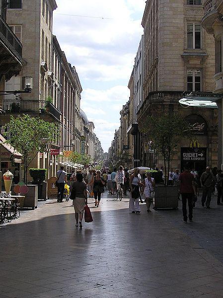 Image : Rue Sainte-Catherine