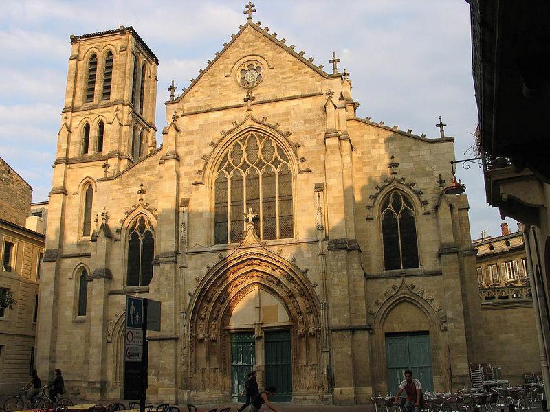 Image : Église Saint-Pierre de Bordeaux