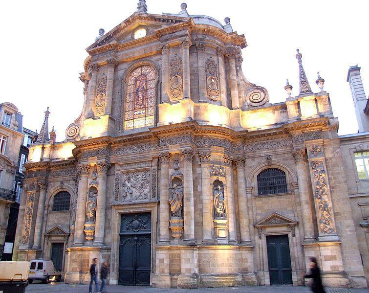 Image : Église Notre-Dame de Bordeaux