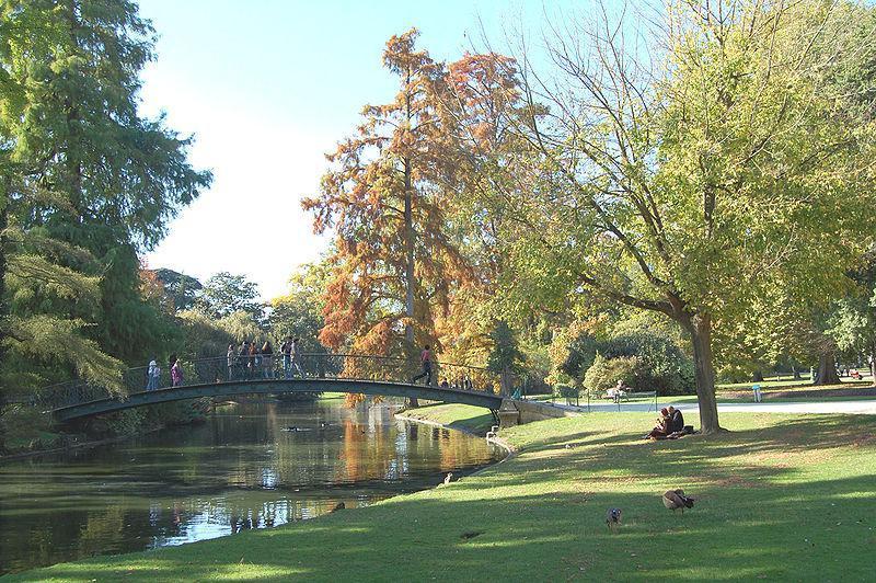 Image : Jardin Public de Bordeaux