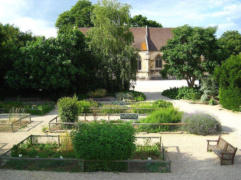 Photo caen jardin des simples 55103 diaporamas images for Jardin de france magnanville 78
