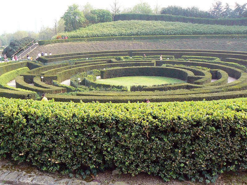 Labyrinthe de la colline oiseaux