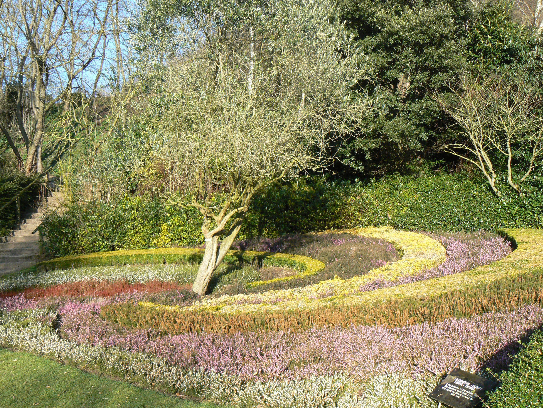 Jardin alexandria de la colline oiseaux