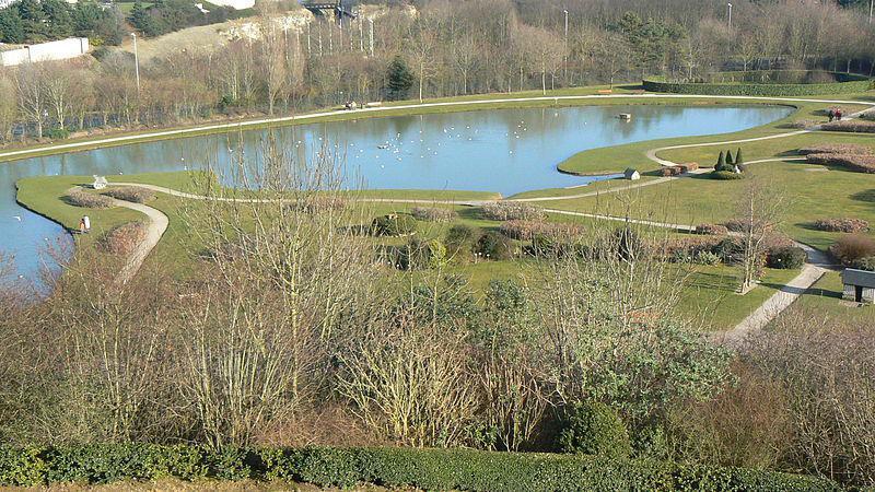 La Normandie miniature, parc de la colline aux oiseaux