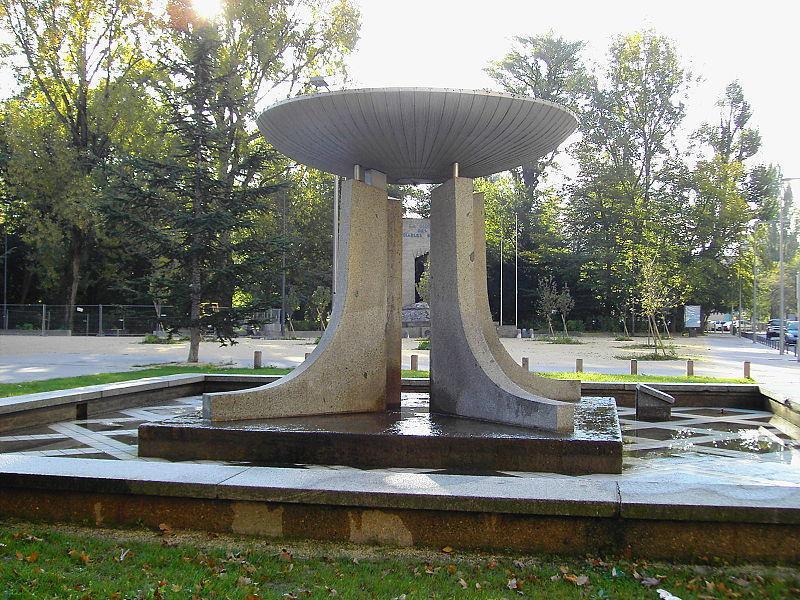 vasque olympique