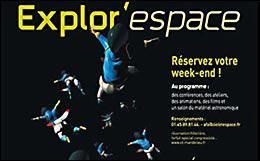 festival Explor'espace
