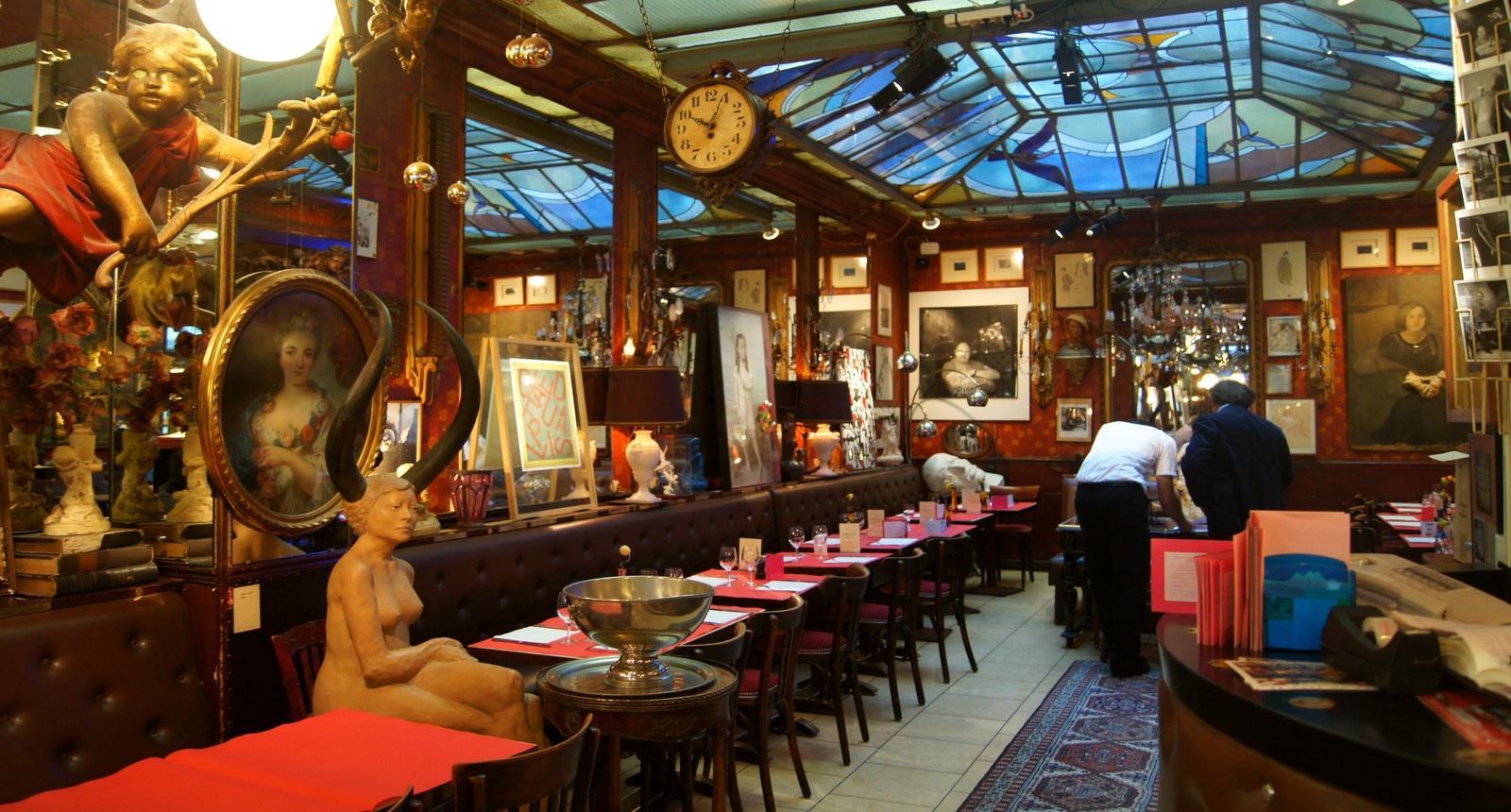 Reims, le Café du Palais