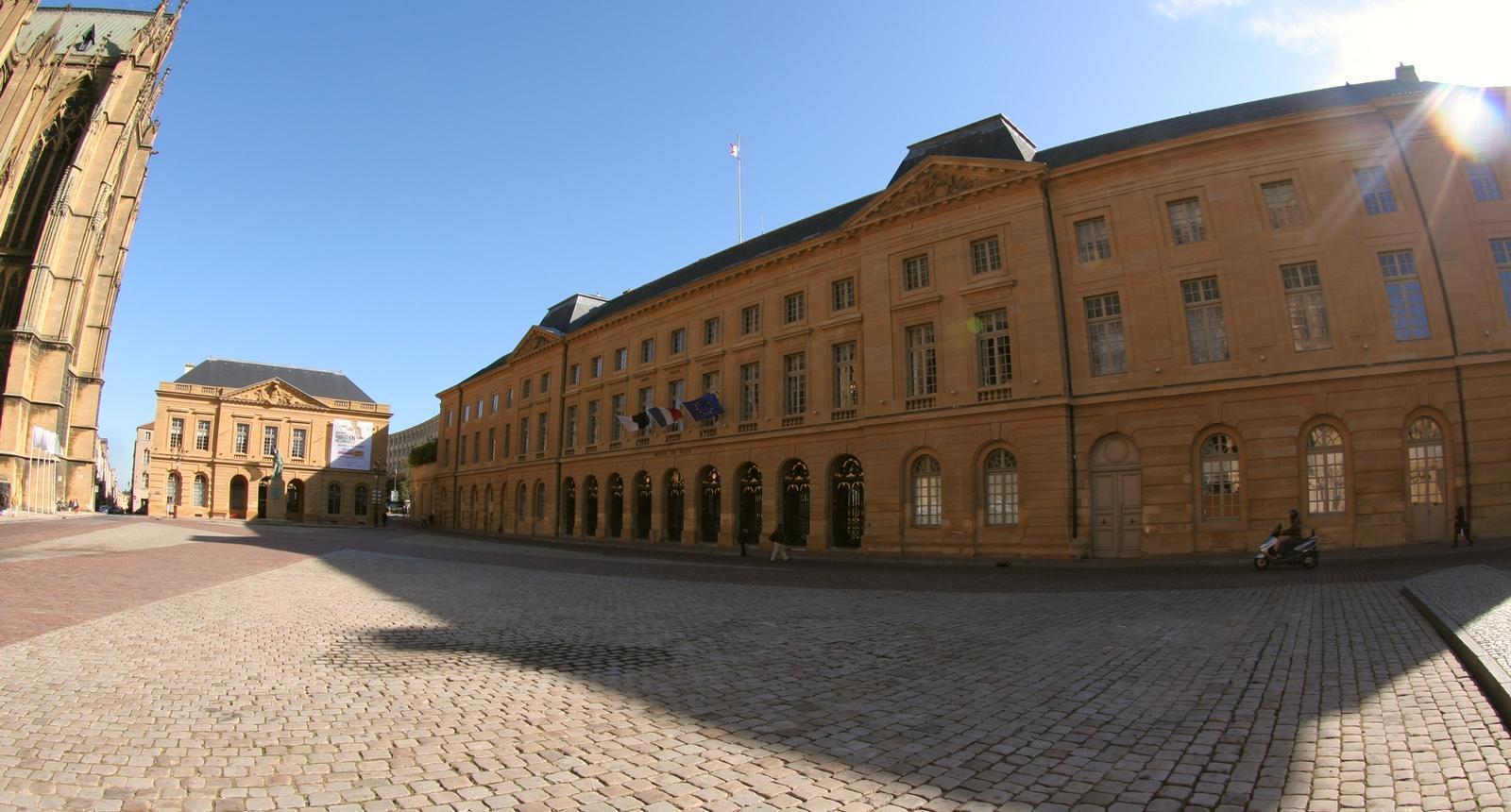 Metz, Place de l'Hôtel de Ville