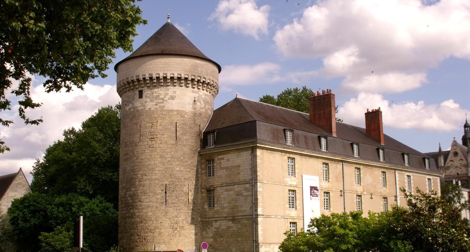 Le Château Royal de Tours