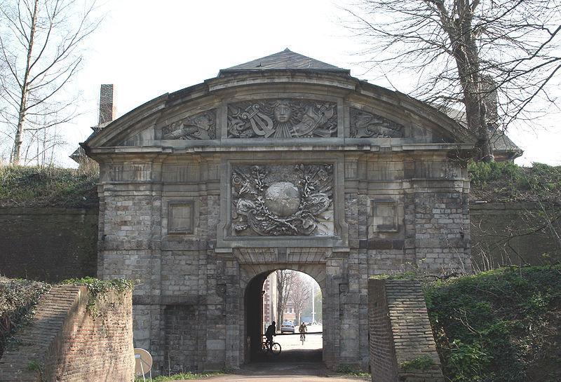 Citadelle Vauban de Lille Porte Dauphine