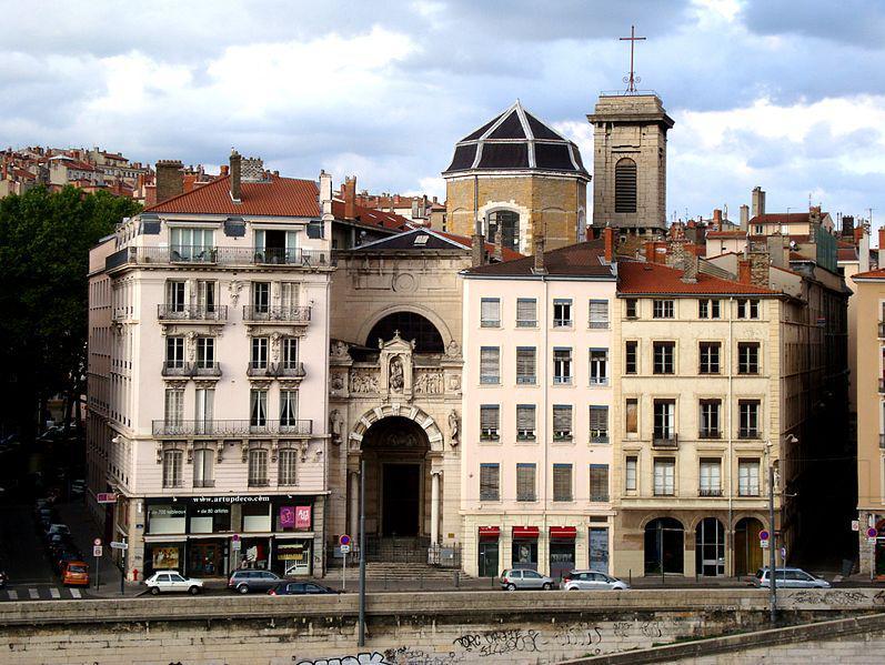 L'église Notre-Dame Saint-Vincent à Lyon