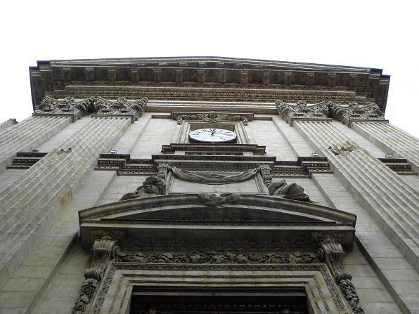 Façade de l'église St-Polycarpe de Lyon