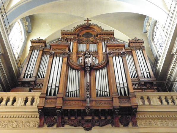 Orgues de l'église St-Polycarpe de Lyon