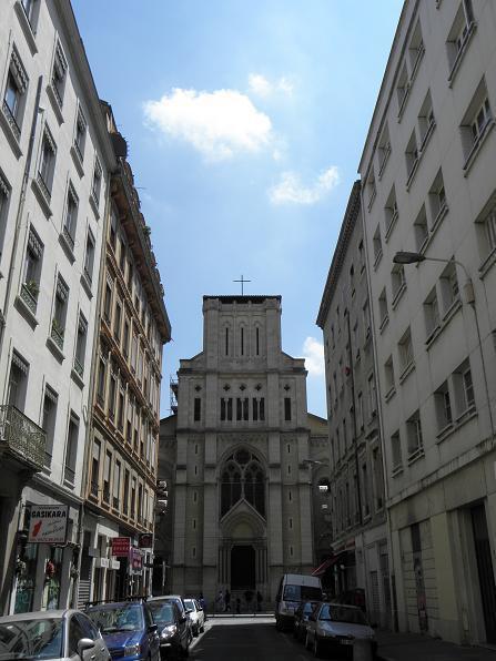 Eglise St André de Lyon