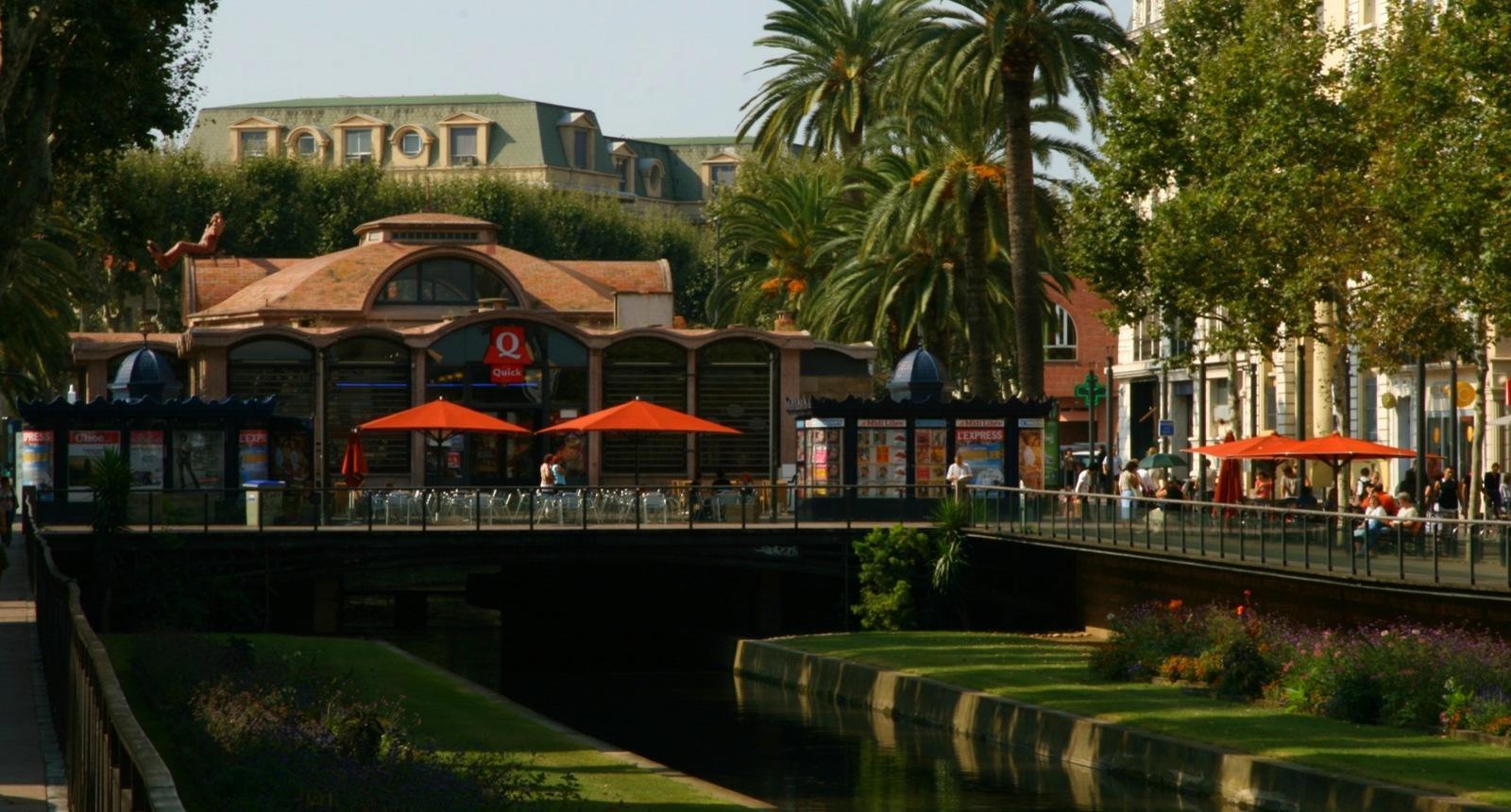 La Canal de Perpignan