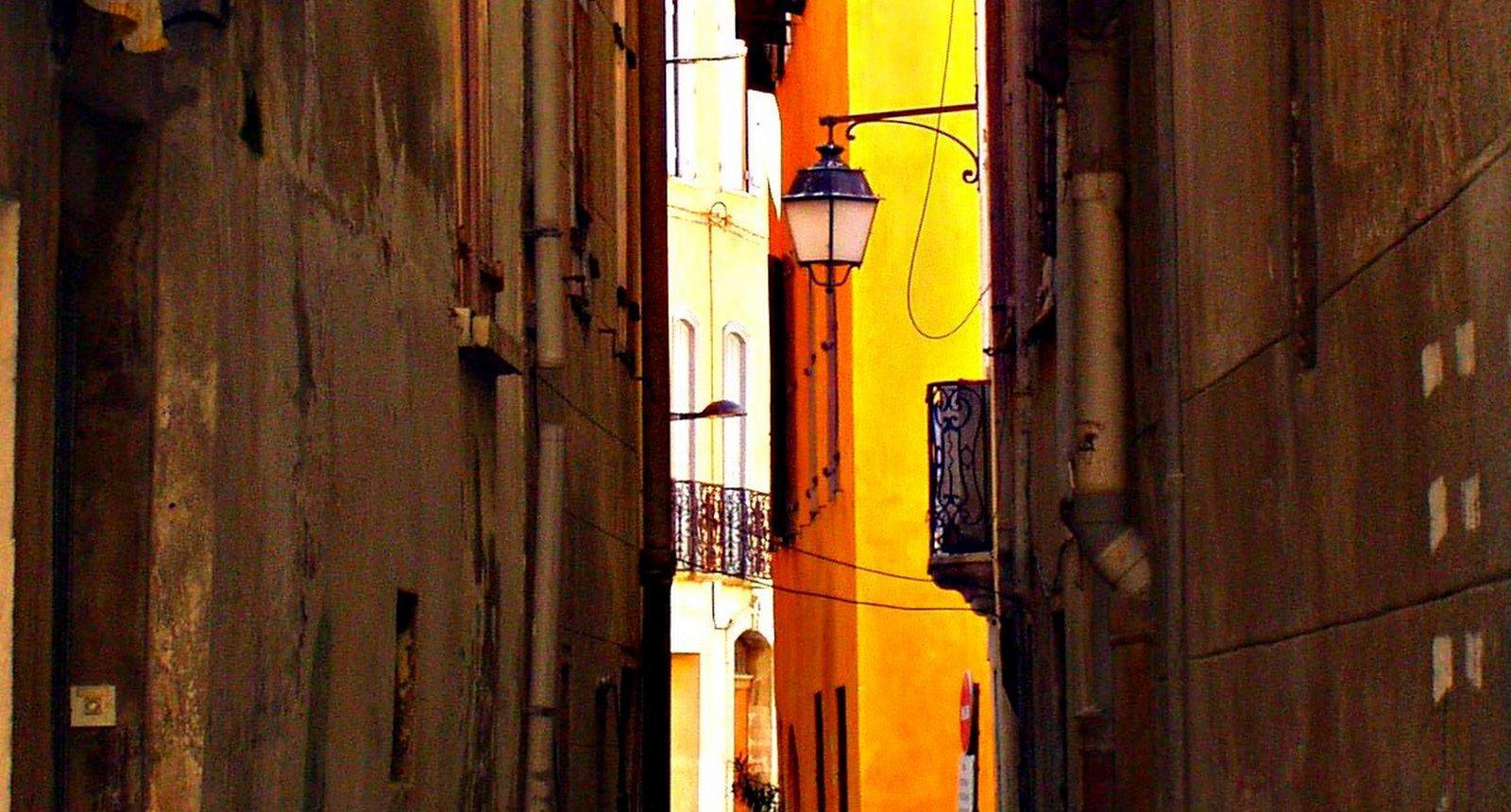 Dans les rues de Perpignan