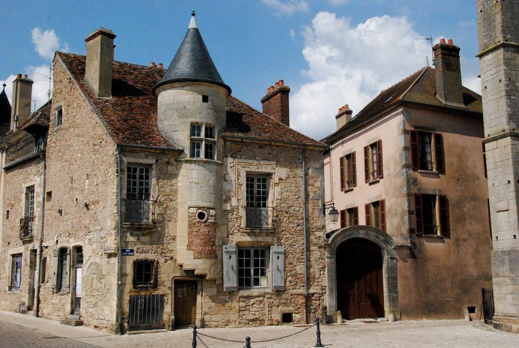 La maison des sires de Domecy_Avallon