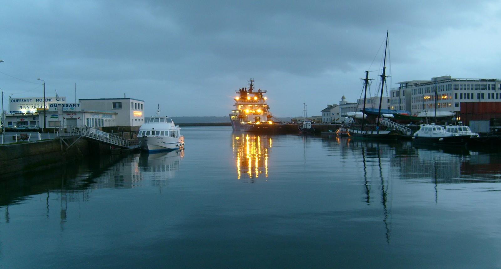 Image : Rade de Brest
