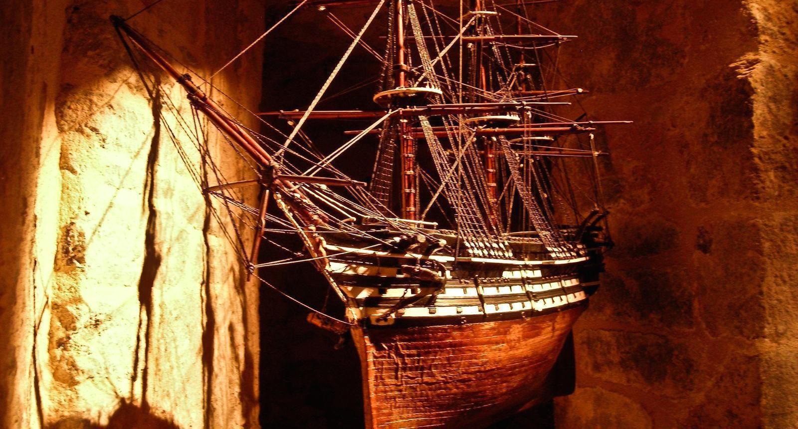 Image : Château de Brest - Musée national de La Marine