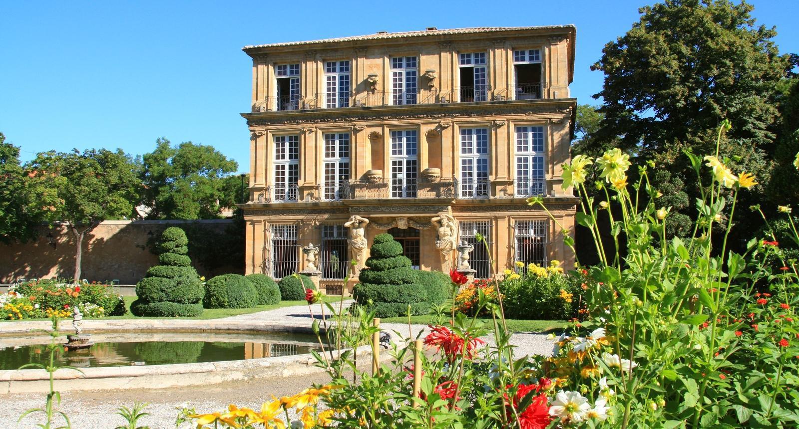 Pavillon de Vendôme-Dobler, Aix-en-Provence