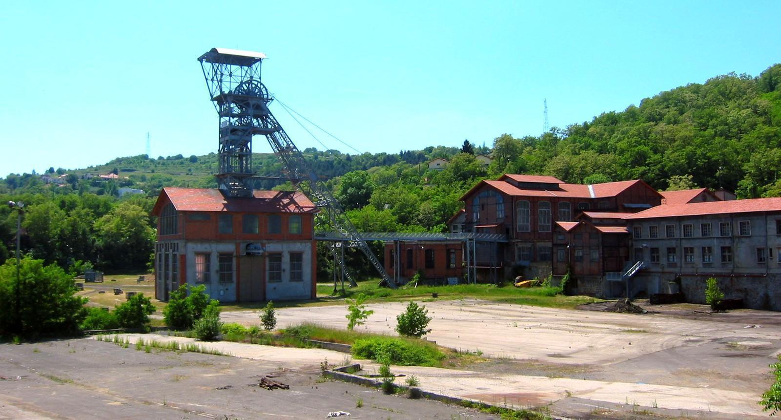 Saint-Etienne, le Musée de la Mine