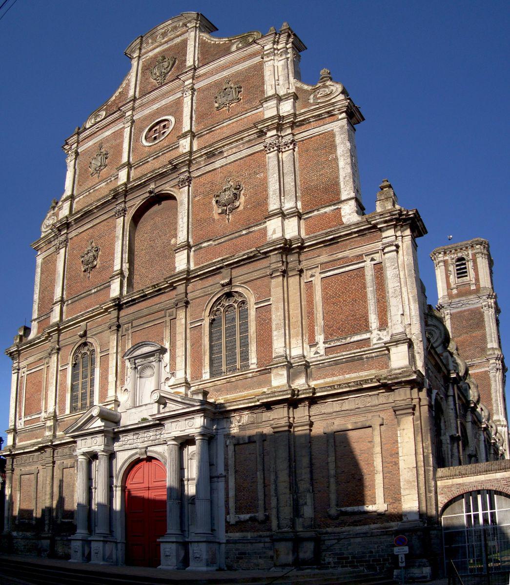 Ancienne chapelle des Jésuites_Saint-Omer