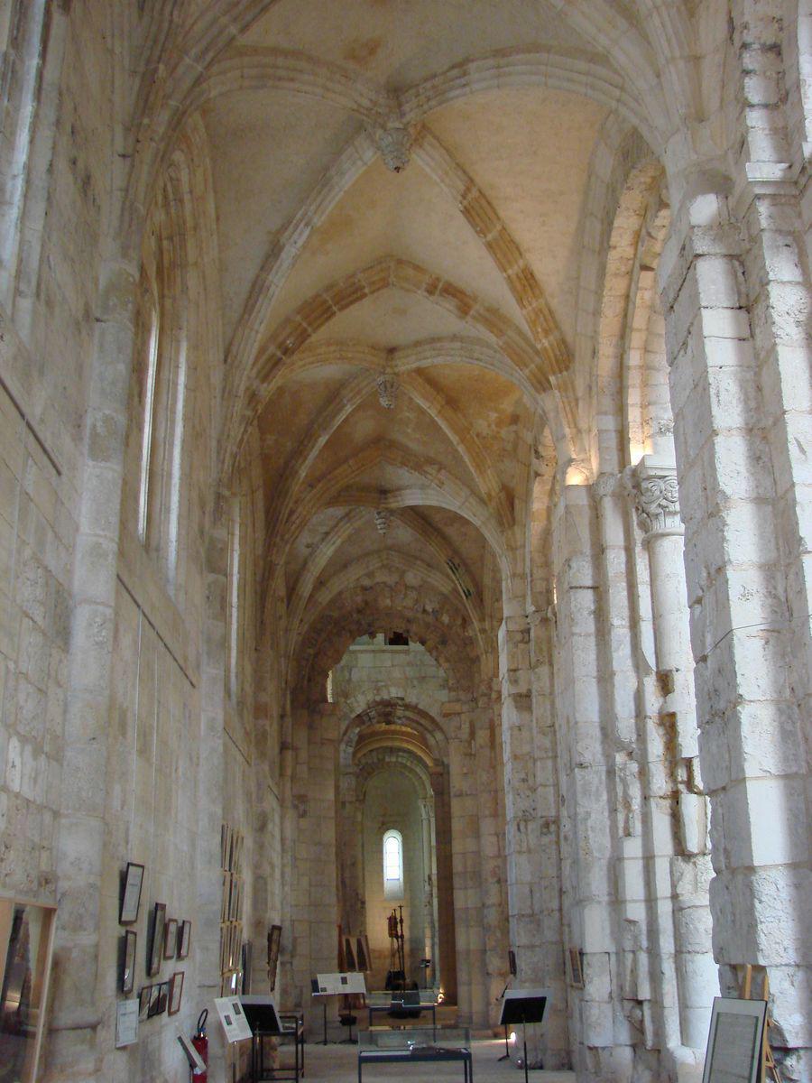Ancienne église abbatiale Notre-Dame_Bernay