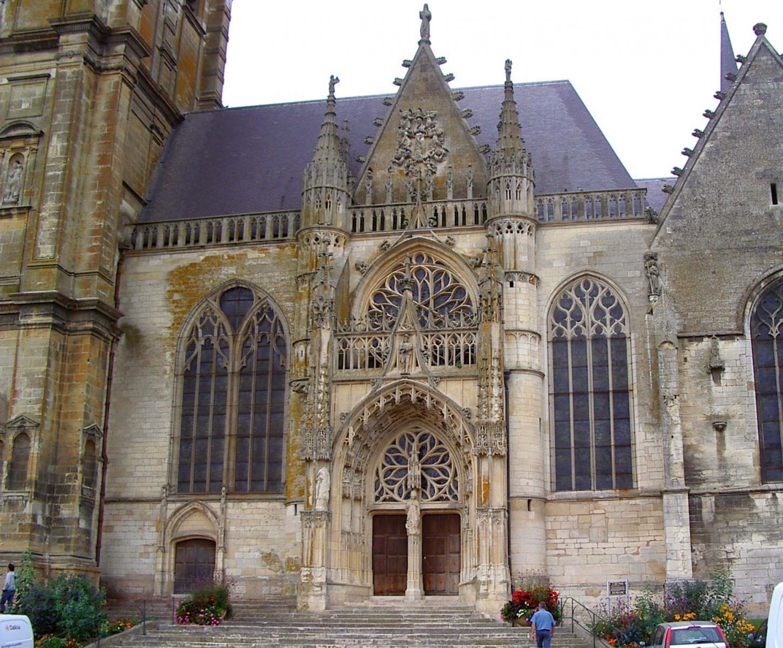 Eglise Saint-Nicolas de Rethel