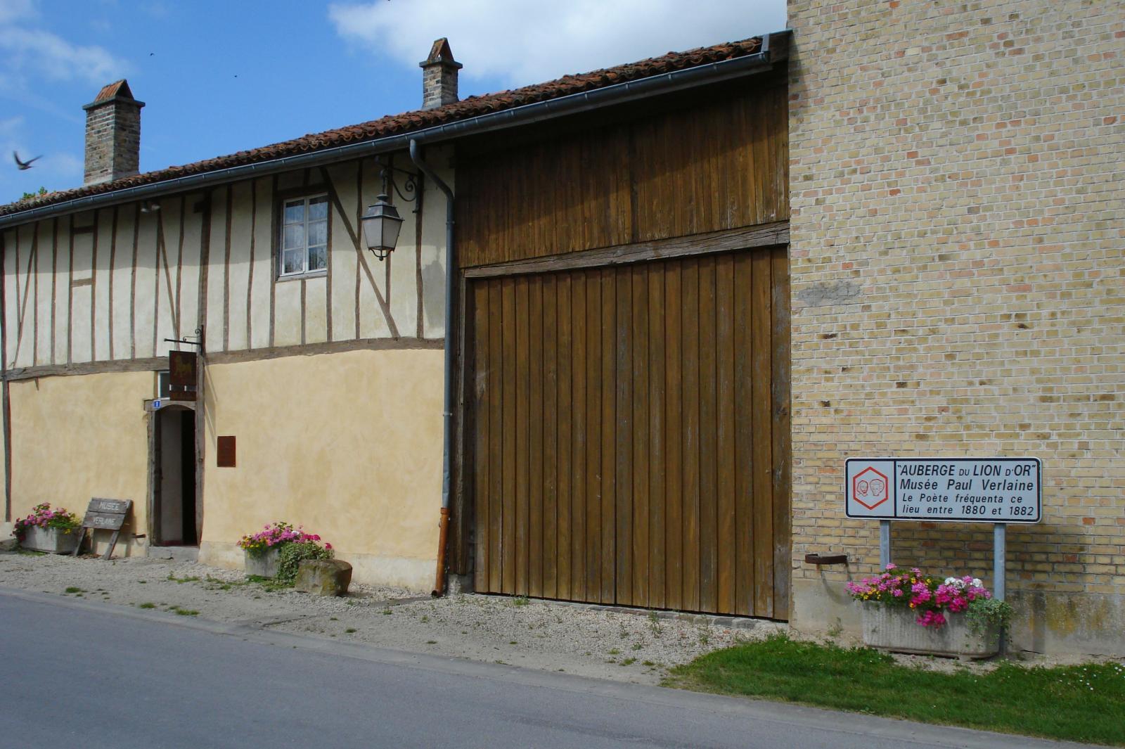 Juniville, Musée Verlaine