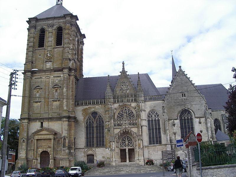Église Saint-Nicolas de Rethel