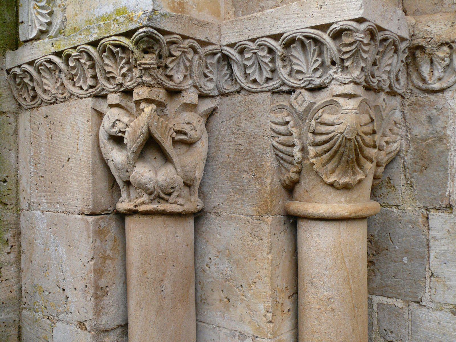 Ancienne église St-Savinien_Melle (1)